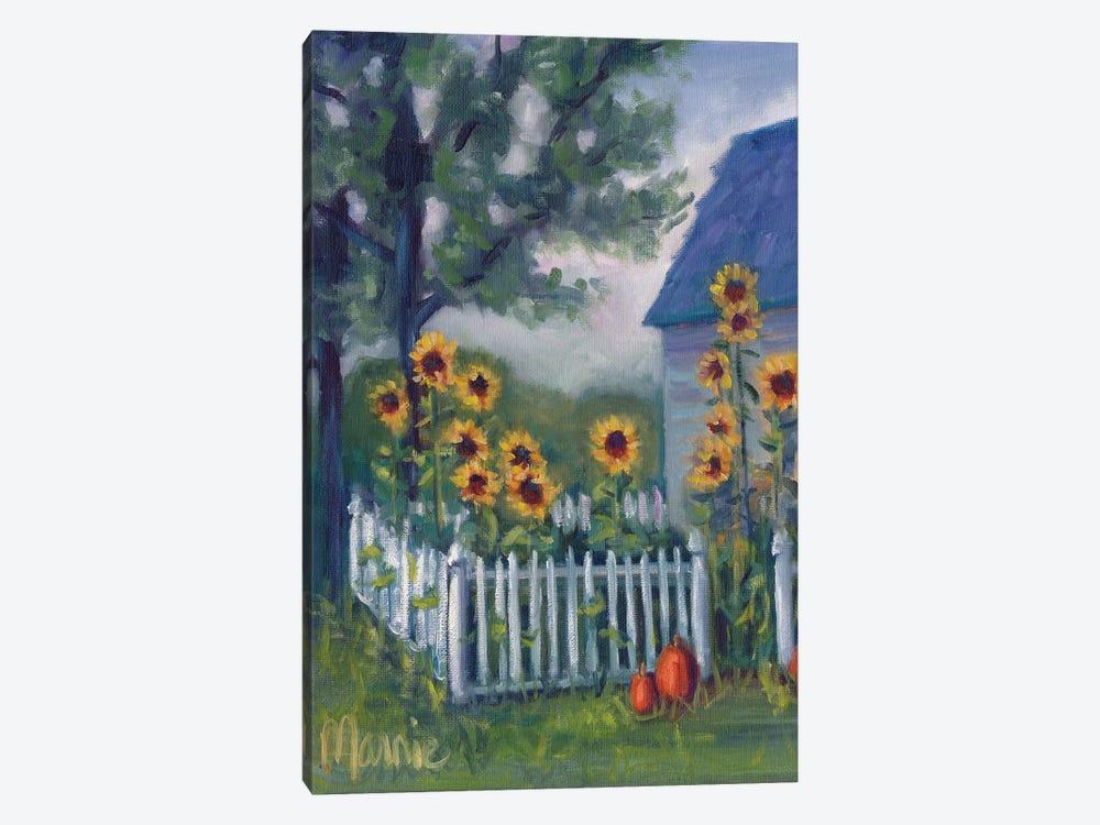 Ekonk Garden by Marnie Bourque 1-piece Canvas Wall Art
