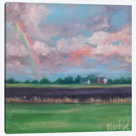 Frink Farm 3-Piece Canvas #BOU34} by Marnie Bourque Canvas Artwork