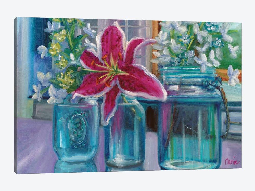 From My Garden by Marnie Bourque 1-piece Canvas Art