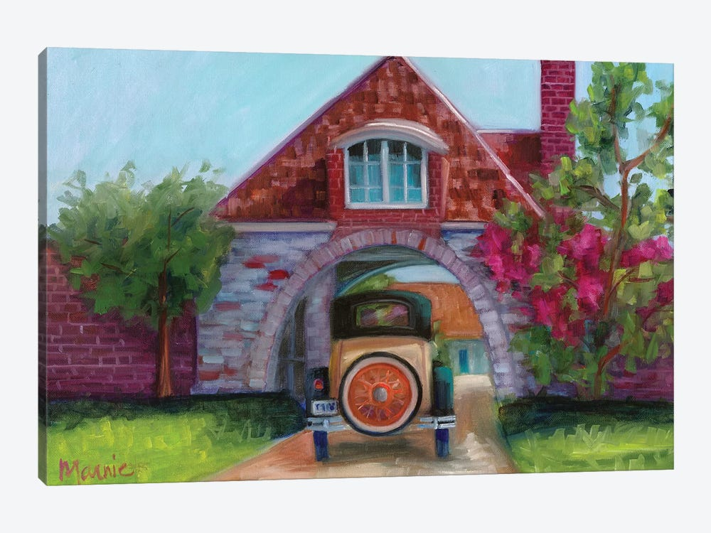 Going Home by Marnie Bourque 1-piece Art Print