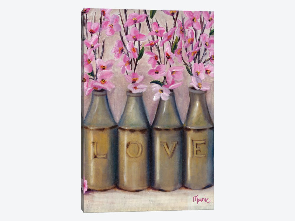 Love Springtime by Marnie Bourque 1-piece Canvas Artwork
