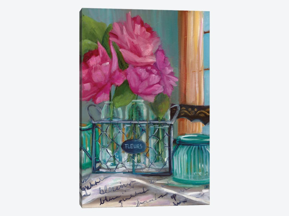 Betsy's Stand II by Marnie Bourque 1-piece Canvas Art Print