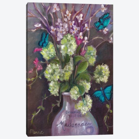 Not So Still Life Canvas Print #BOU67} by Marnie Bourque Canvas Print