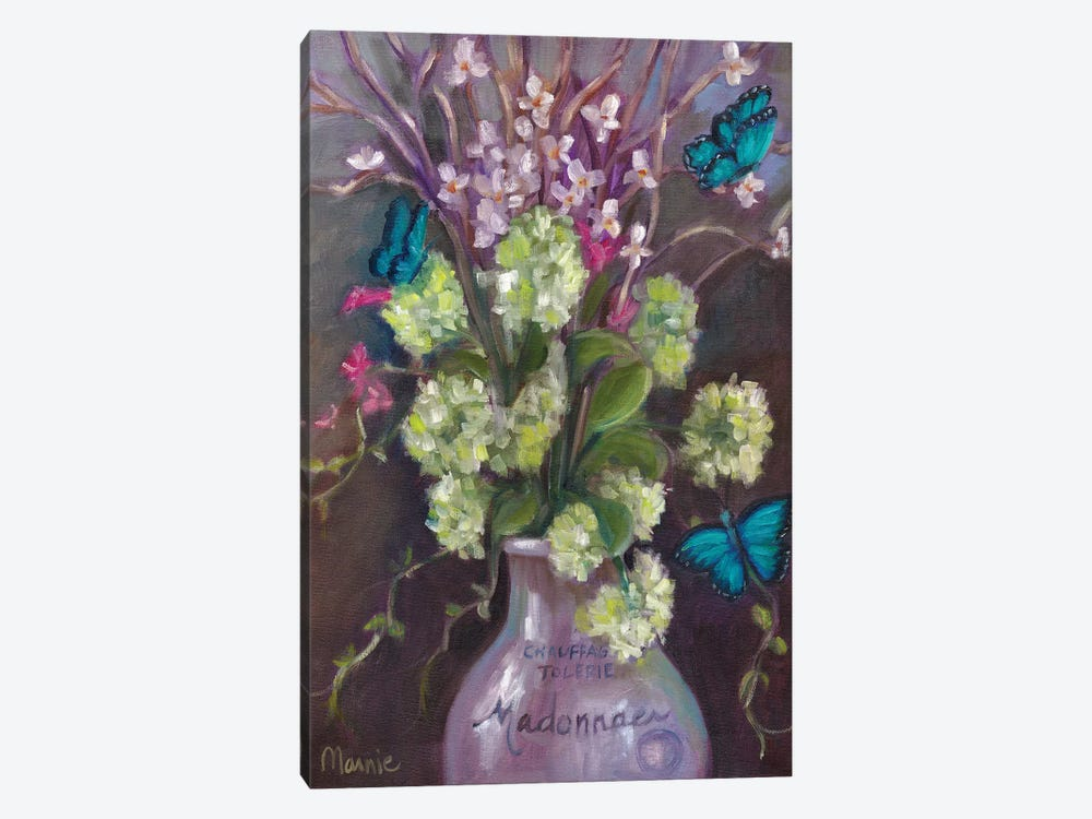 Not So Still Life by Marnie Bourque 1-piece Canvas Art Print