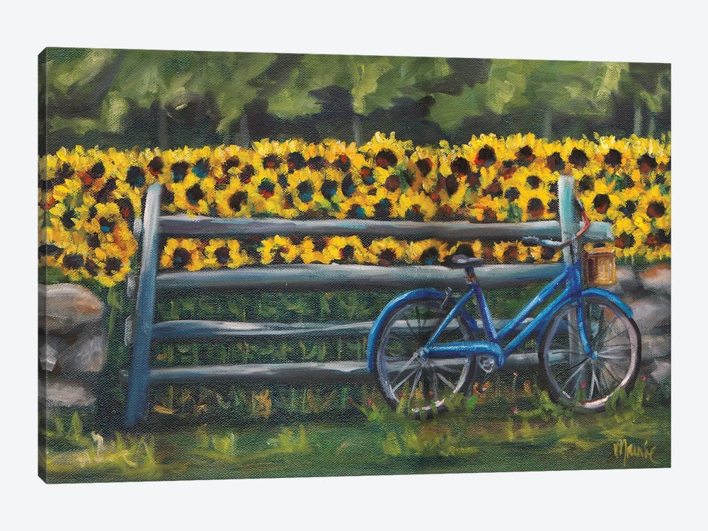 Resting At Buttonwoods by Marnie Bourque 1-piece Art Print