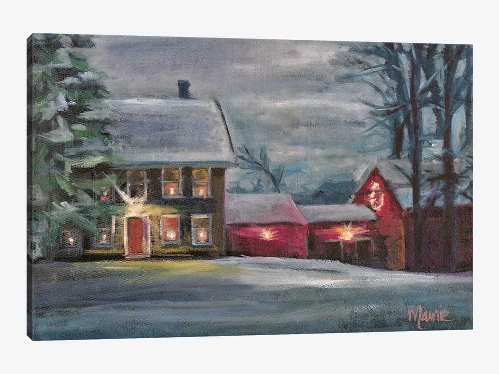 Sterling Hill Twilight by Marnie Bourque 1-piece Art Print