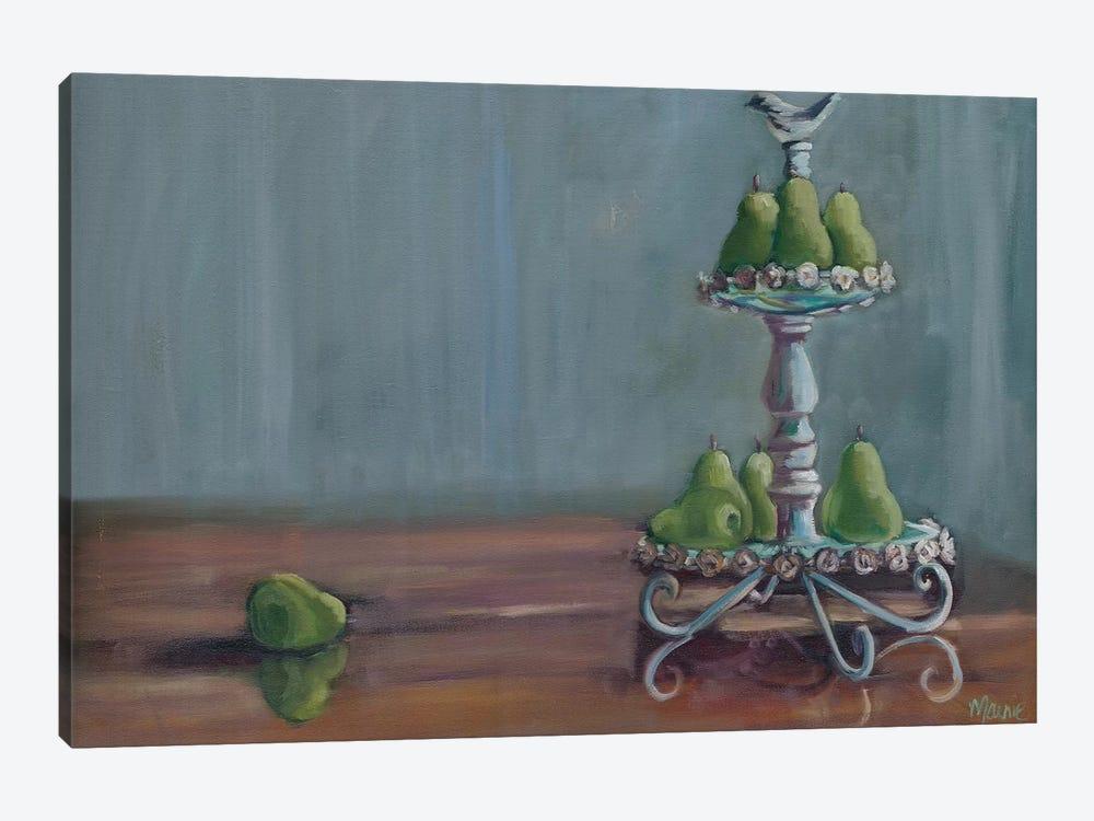 The Traveler, Dark by Marnie Bourque 1-piece Canvas Art