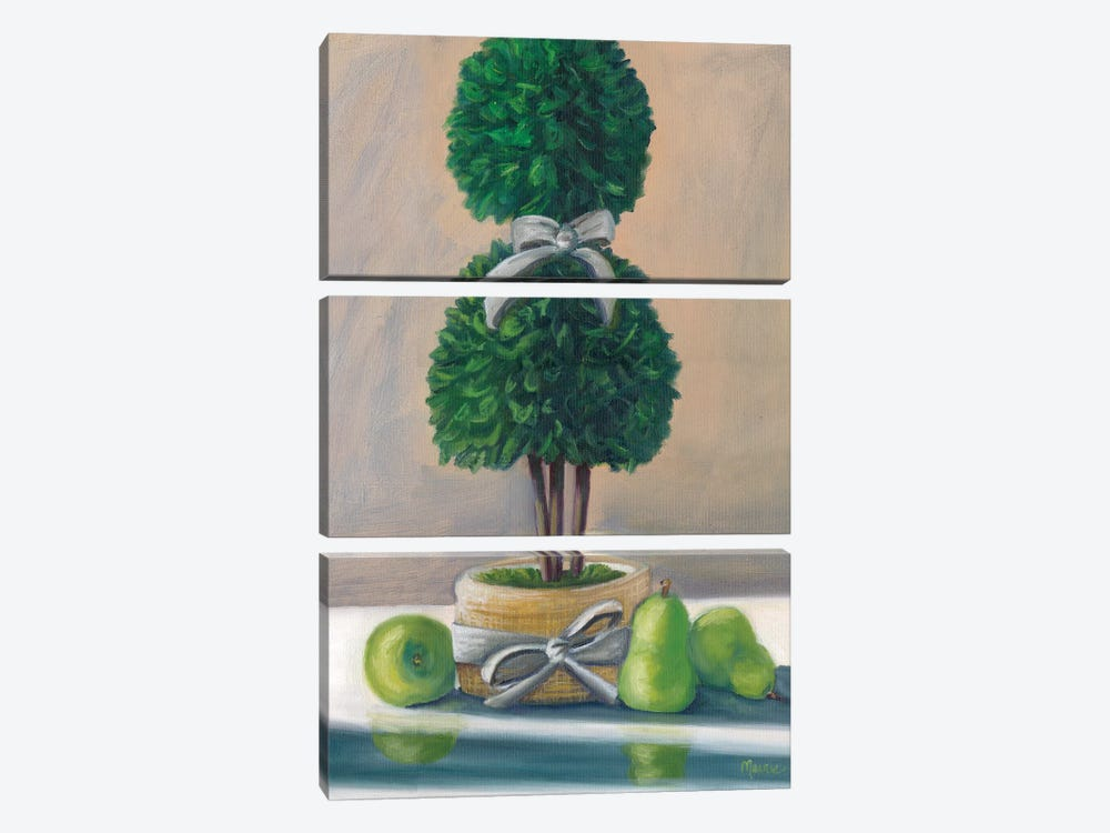 Topiary by Marnie Bourque 3-piece Art Print