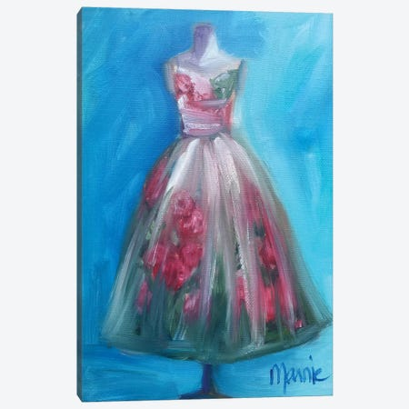 Waiting To Be Worn I 3-Piece Canvas #BOU97} by Marnie Bourque Canvas Artwork
