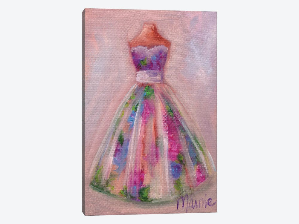 Waiting To Be Worn II by Marnie Bourque 1-piece Canvas Print