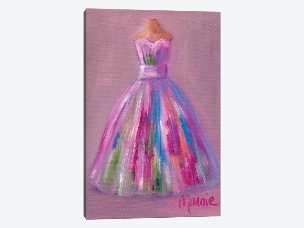 Waiting To Be Worn III by Marnie Bourque 1-piece Canvas Wall Art
