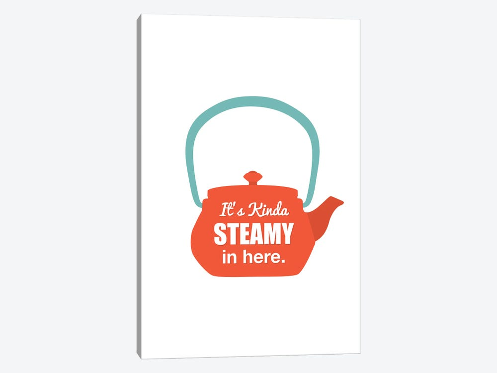 It's Kinda Steamy In Here by Benton Park Prints 1-piece Canvas Wall Art