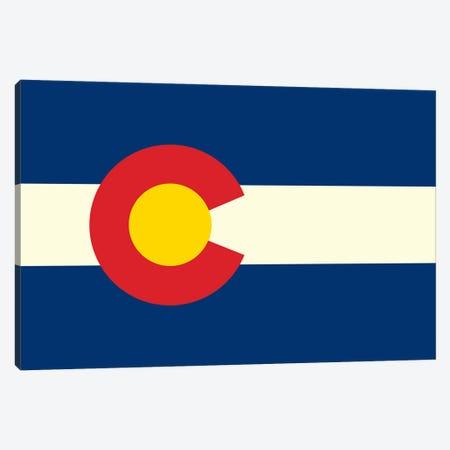 Colorado Flag Canvas Print #BPP179} by Benton Park Prints Art Print