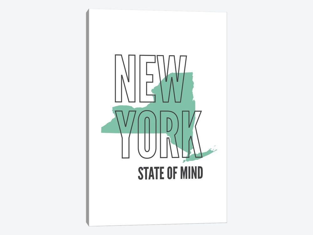 New York State Of Mind by Benton Park Prints 1-piece Canvas Wall Art