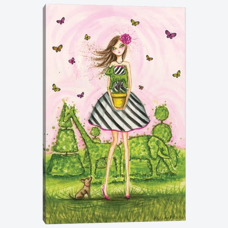 Spring Canvas Print #BPR107} by Bella Pilar Canvas Art