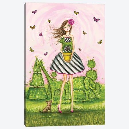 Spring Canvas Print #BPR107} by Bella Pilar Canvas Art