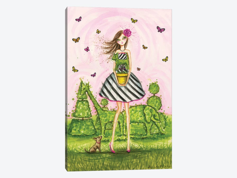 Spring by Bella Pilar 1-piece Art Print