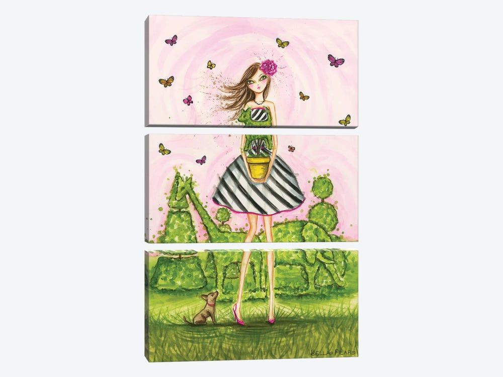 Spring by Bella Pilar 3-piece Art Print