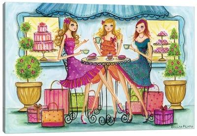 Shop Pastry Canvas Art Print