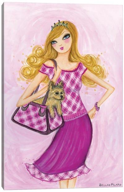 Shop Princesses Canvas Art Print