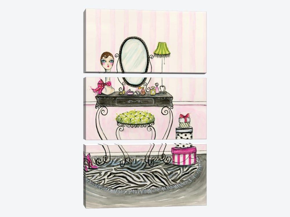 Vanity Room A by Bella Pilar 3-piece Art Print