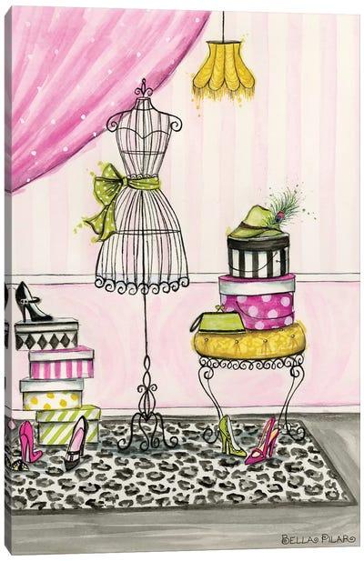 Vanity Room B Canvas Print #BPR139