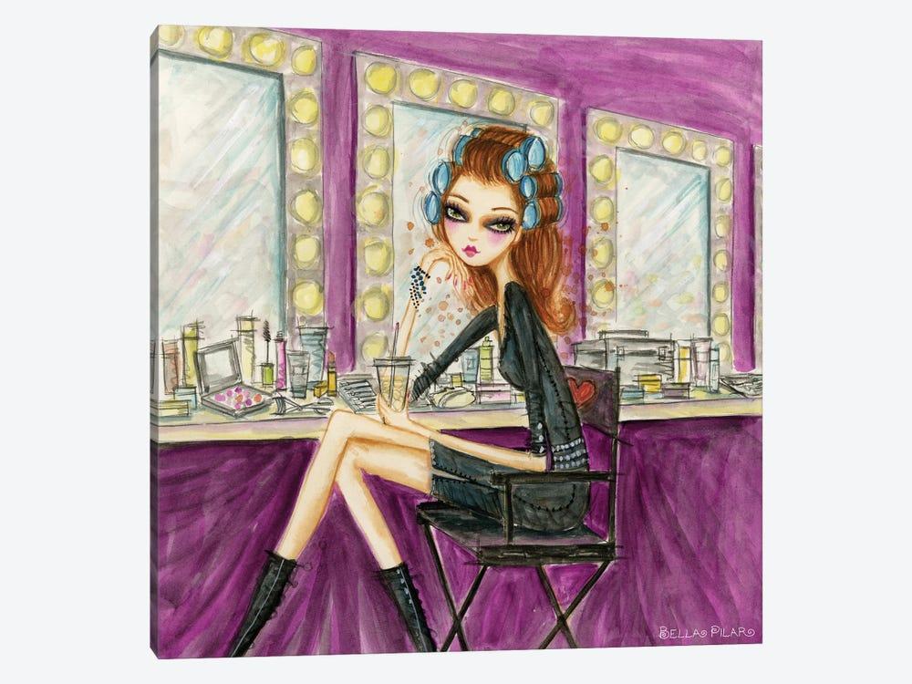 Model Behavior #9 by Bella Pilar 1-piece Canvas Artwork