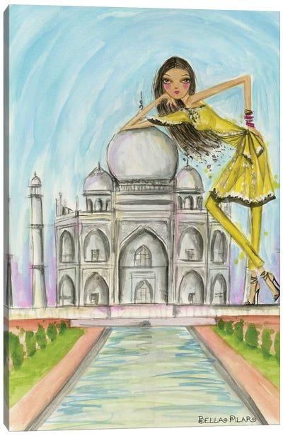 Agra Canvas Art Print