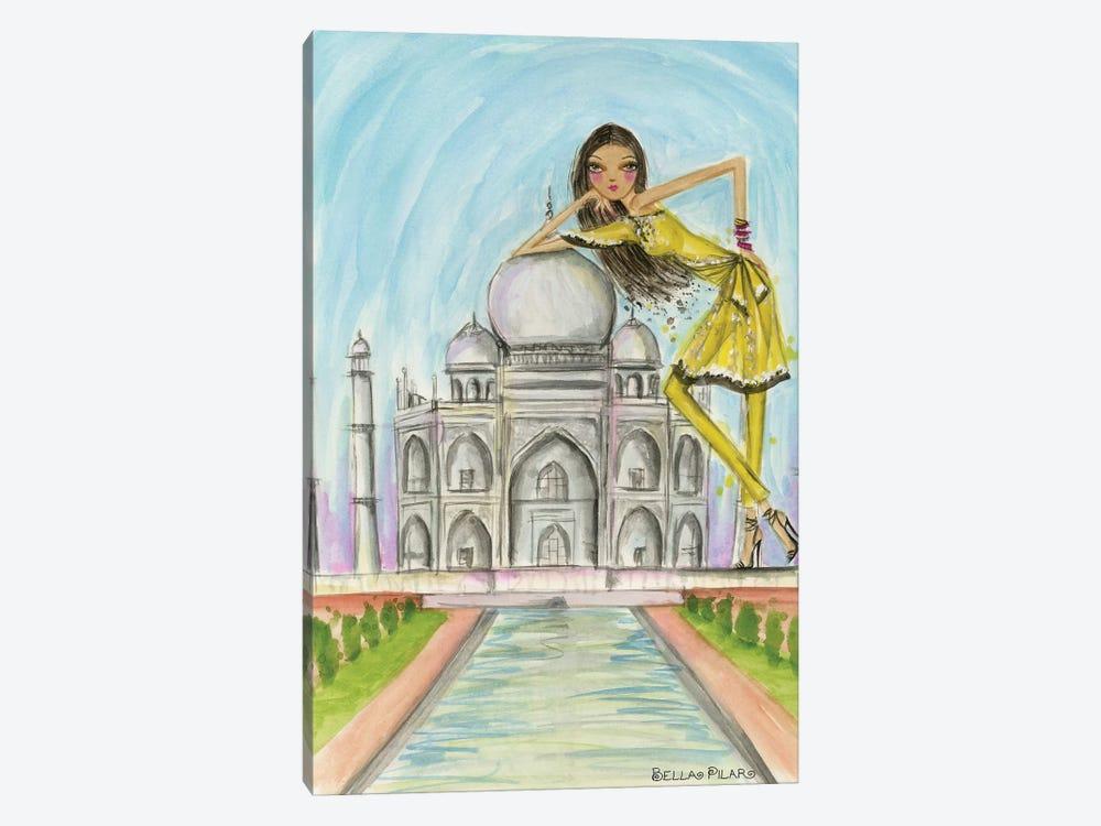 Agra by Bella Pilar 1-piece Canvas Art Print