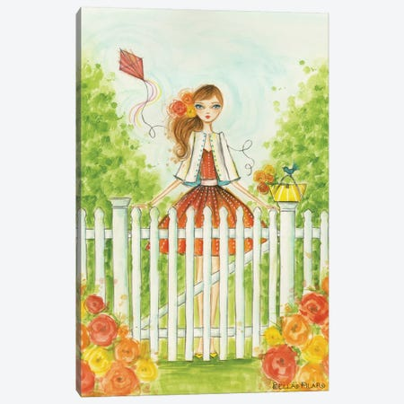 Springtime at Summerside Canvas Print #BPR199} by Bella Pilar Canvas Art