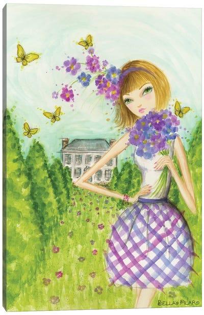 Springtime at Summerside #2 Canvas Art Print