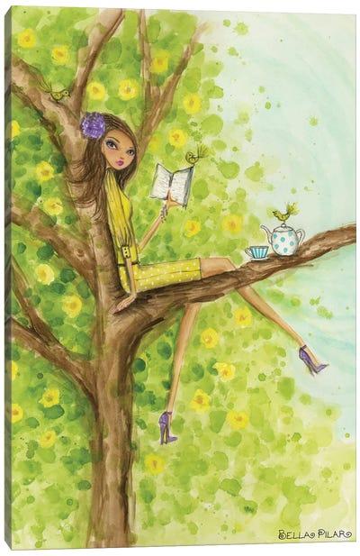 Springtime at Summerside #3 Canvas Art Print