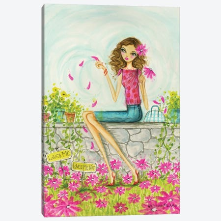 Springtime at Summerside #4 Canvas Print #BPR202} by Bella Pilar Canvas Wall Art