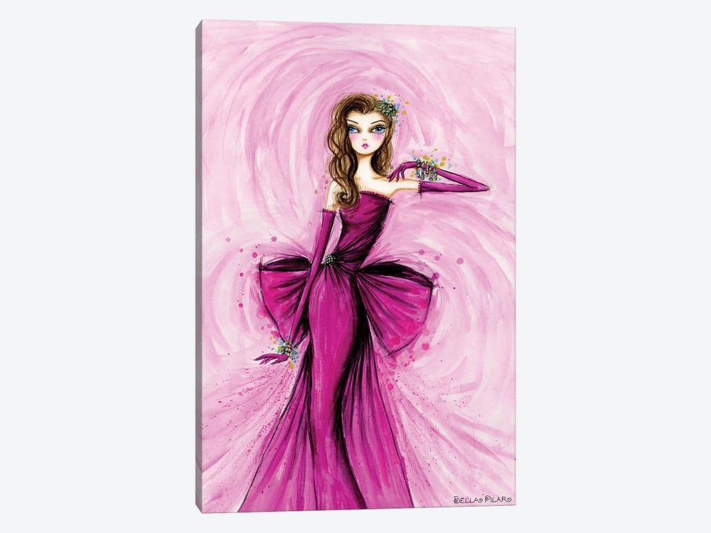Starlet in Magenta by Bella Pilar 1-piece Art Print