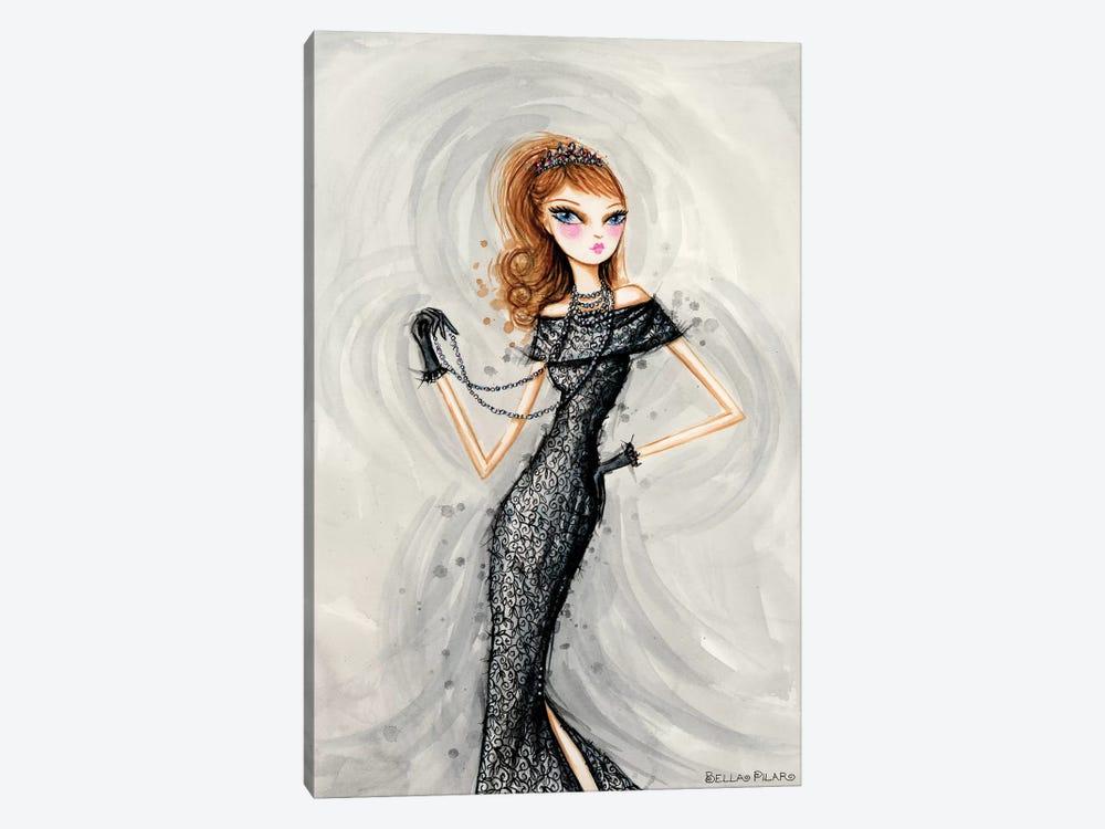 Starlet in Midnight by Bella Pilar 1-piece Canvas Artwork