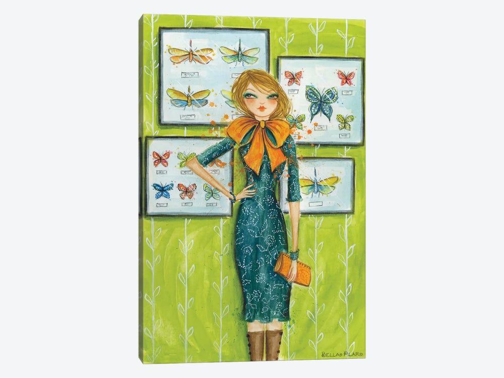 Best dress Butterfly Bow by Bella Pilar 1-piece Art Print