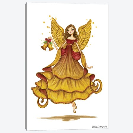 Angel Canvas Print #BPR245} by Bella Pilar Art Print