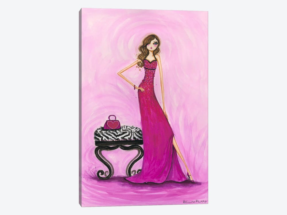 Best dress Gem Dress by Bella Pilar 1-piece Art Print