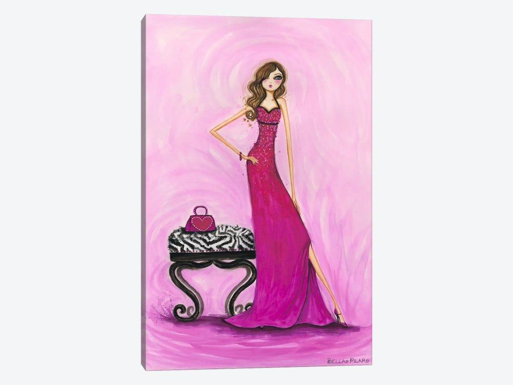 Best dress Gem Dress by Bella Pilar 1-piece Art Print