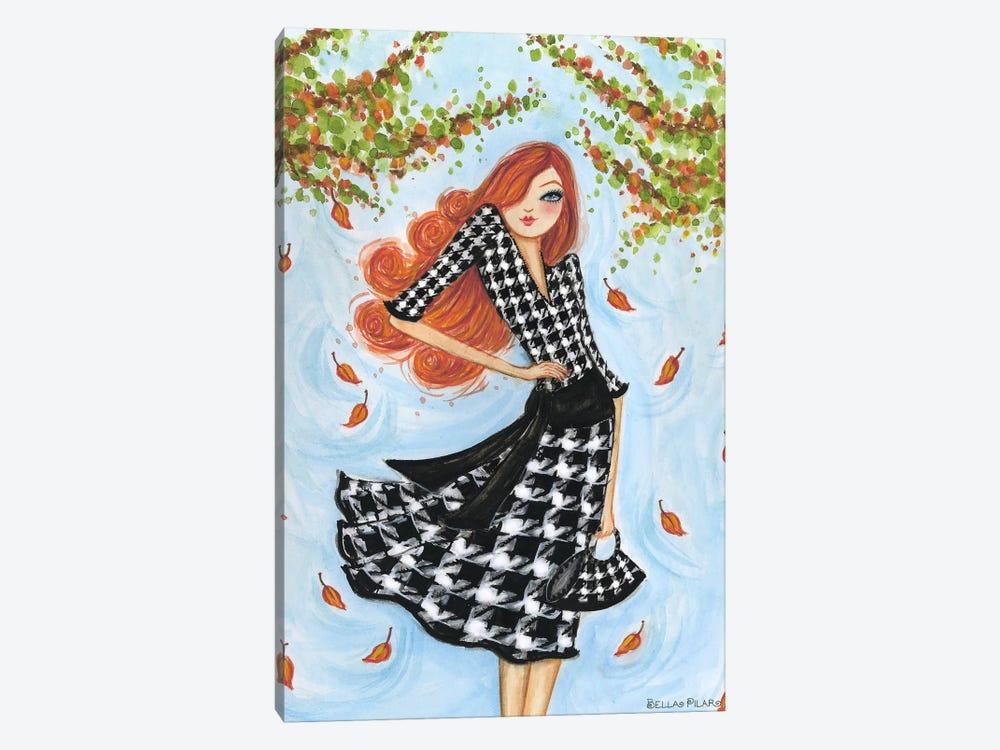 Best dress Houndstooth by Bella Pilar 1-piece Canvas Artwork