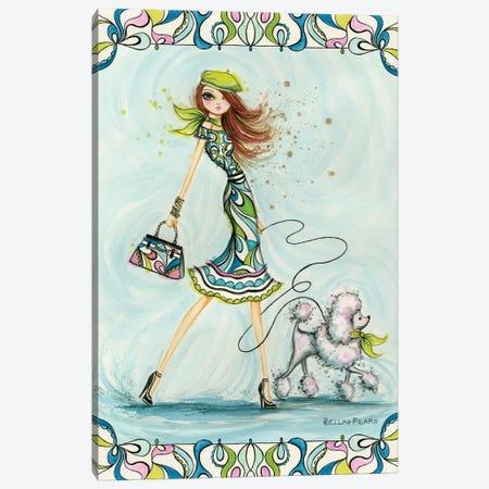Pucci Glam Canvas Print #BPR283} by Bella Pilar Canvas Art