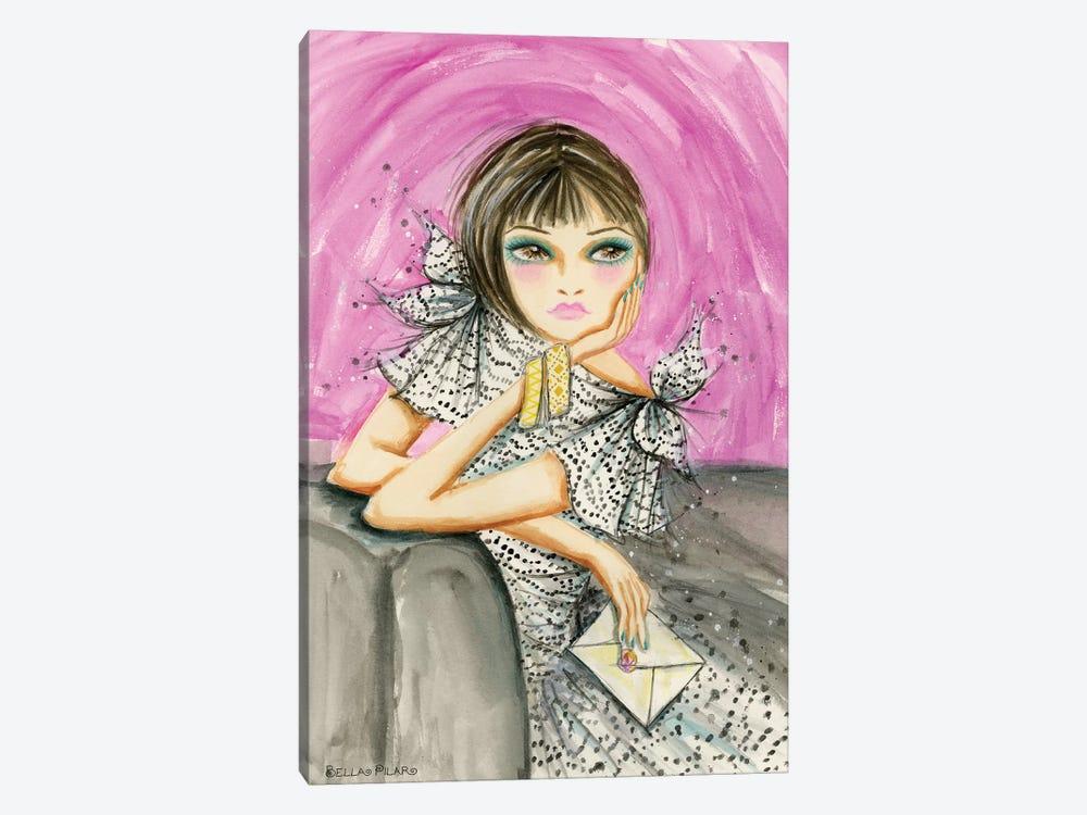 Deborahs Letter by Bella Pilar 1-piece Canvas Artwork