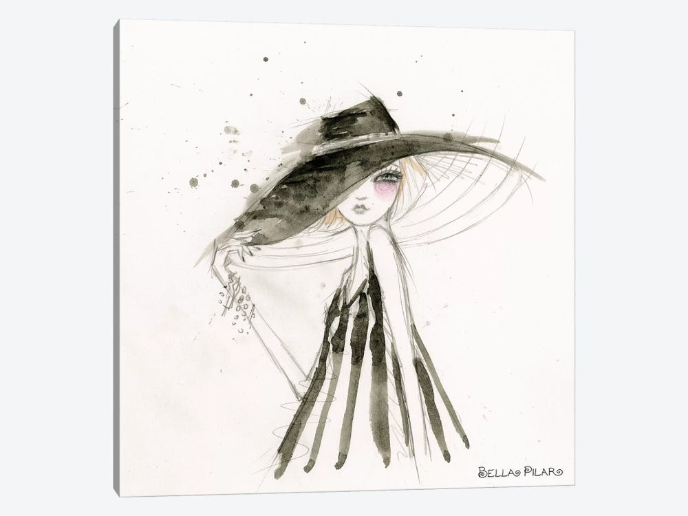 Fashion Alana by Bella Pilar 1-piece Canvas Print