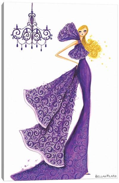Couture Lace Canvas Art Print