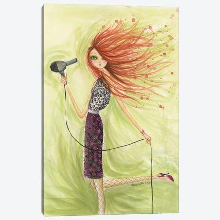 Blow Out Canvas Print #BPR44} by Bella Pilar Canvas Art Print