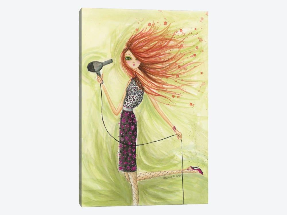 Blow Out by Bella Pilar 1-piece Canvas Art