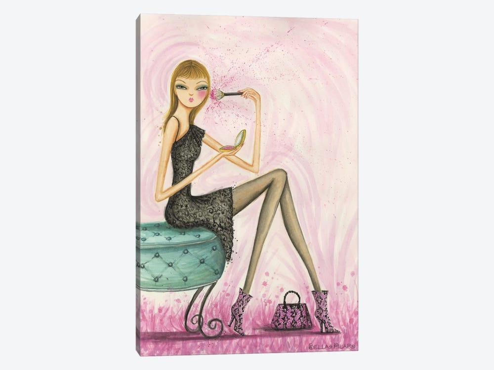 Blushing Beauty by Bella Pilar 1-piece Canvas Print