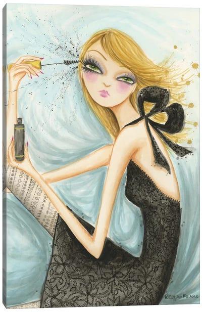 Date Night: Girls Best Friend Canvas Print #BPR47