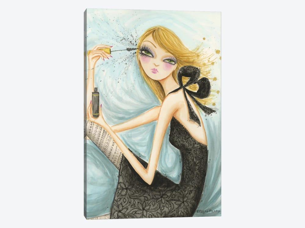Girls Best Friend by Bella Pilar 1-piece Canvas Art Print