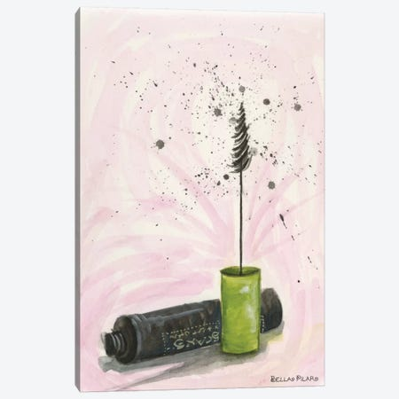 Mascara  Canvas Print #BPR51} by Bella Pilar Art Print